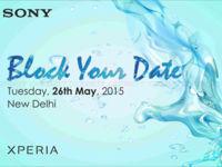 Sony nos cita para el 26 de mayo en India, se esperan el M4 Aqua y quizá alguna sorpresa