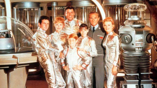 Lost In Space Tv Reboot