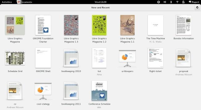 Gnome lanza su nueva versión 3.4 que incluye un aspecto visual más pulido