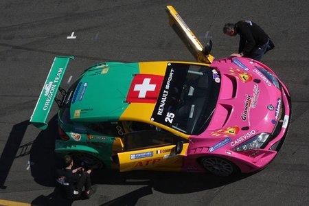 Albert Costa disputará la Renault Megane Trophy