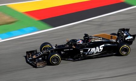 Grosjean Alemania F1 2019