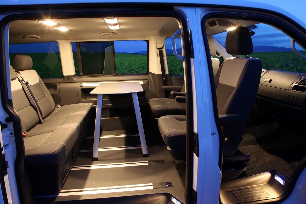 Foto de Volkswagen Multivan Outdoor Edition (13/18)