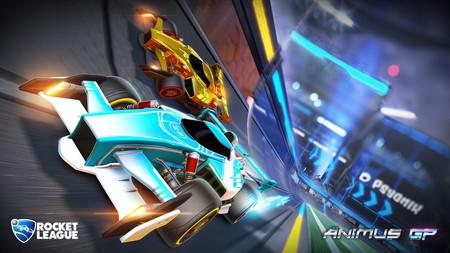 Rocket League: nuevas personalizaciones, más explosiones y un nuevo estadio para celebrar su segundo año