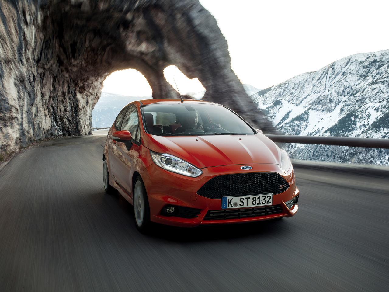Foto de Ford Fiesta ST 2013 en Francia (3/50)