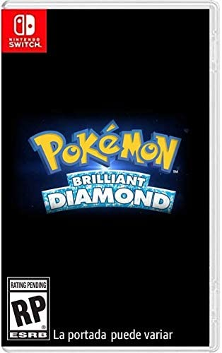 Preventa - Pokémon Brilliant Diamond