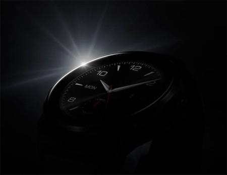 Blanco y en botella: el smartwatch circular de LG lo conoceremos el 4 de septiembre
