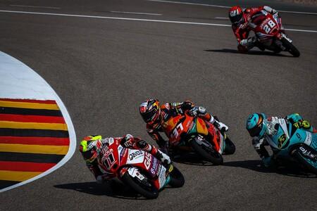 Sergio Garcia Alemania Moto3 2021