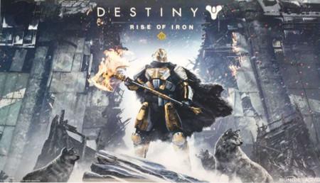 Filtran supuesto arte conceptual de la próxima expansión de Destiny, Rise of Iron