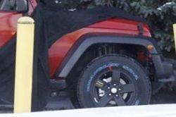 El Jeep Wrangler 4-Door al descubierto