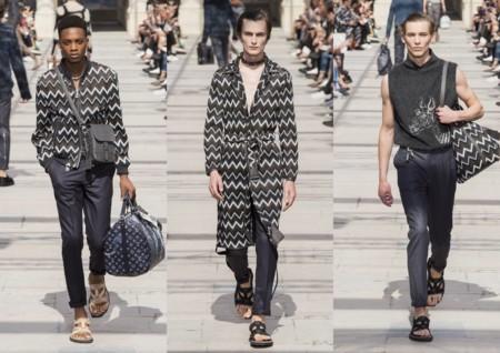 Louis Vuitton Primavera Verano 2017 Semana De La Moda De Paris 3
