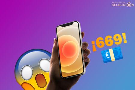 iPhone 12 por 669 euros con este cupón: AliExpress Plaza derrumba el precio del último smartphone de Apple, con envío desde España