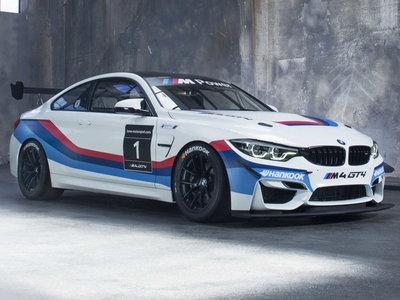 ¡Voilà! Así es el BMW M4 GT4, lo último de BMW Motorsport