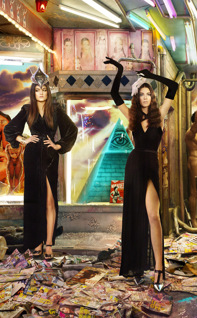 Foto de felicitación navideña de los Kardashian (4/4)