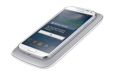 Samsung apunta al posible soporte de la carga inalámbrica en sus Galaxy S6