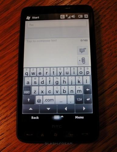 Foto de HTC HD2, presentación (7/8)