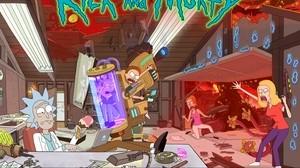 Foto de Fondos de pantalla de 'Rick y Morty' (7/13)