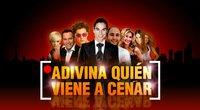 Antena 3 estrena el próximo domingo 'Adivina quien viene a cenar'