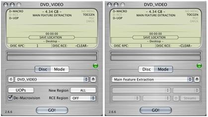 Ripear y comprimir dvds