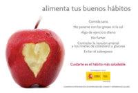 Alimenta tus buenos hábitos: nueva campaña del Ministerio de Sanidad