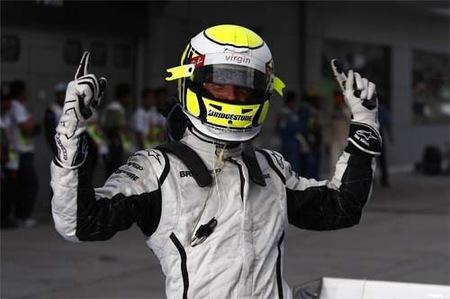 Jenson Button podría necesitar la ayuda de un patrocinador para seguir en Brawn GP