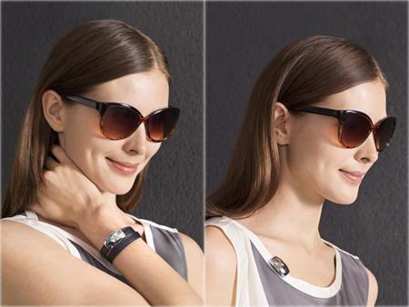 Un medidor fashion para registrar la exposición a los rayos solares