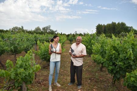 Marcelino Serrano, el bodeguero electricista que ha puesto en el mapa los vinos de la Sierra Sur de Jaén