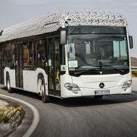 El autobús Mercedes-Benz Citaro 100% eléctrico estará en la calle a finales de 2018