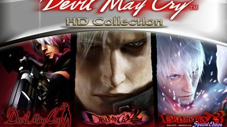 'Devil May Cry HD Collection', ya disponible en PS3 y Xbox 360