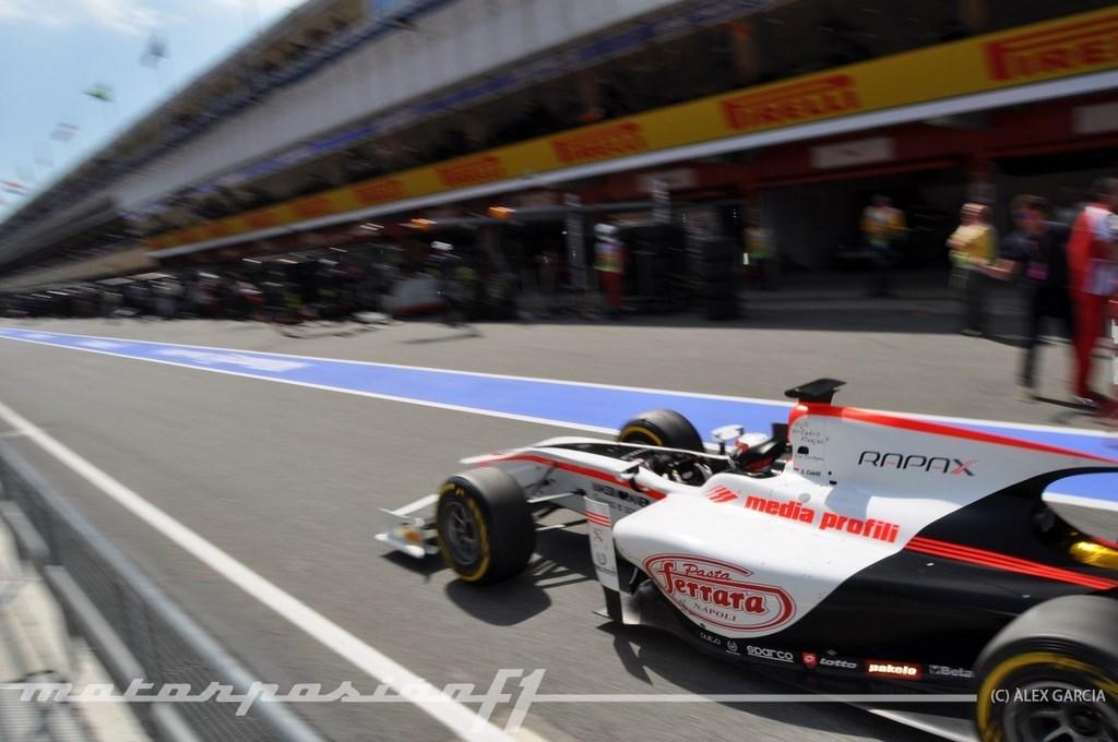 Foto de GP2 2013 Barcelona (22/138)