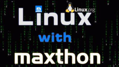 Maxthon tendrá versión para Linux