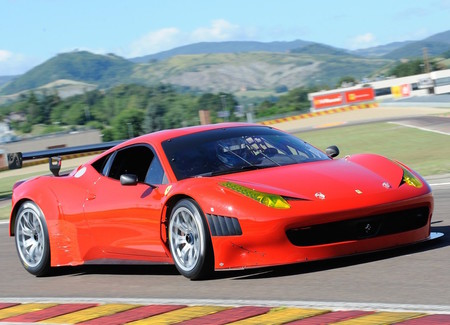 Ferrari 458 Italia Grand Am 2012 1280 01
