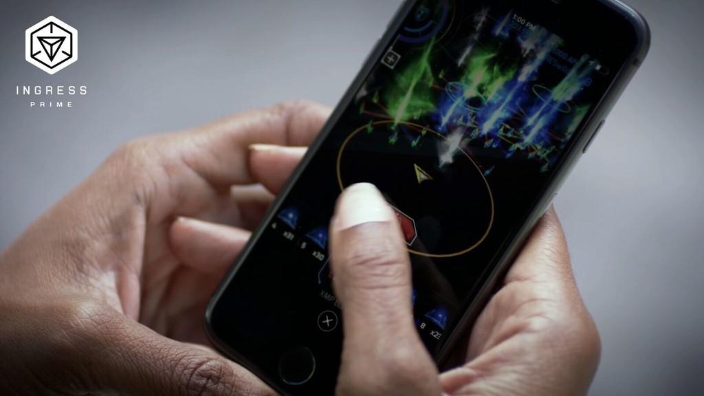 'Ingress Prime': el padre de 'Pokémon Go' está de vuelta con mas y mejor materialidad aumentada para móviles