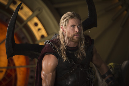 Thor Ragnarok Image Chris Hemsworth