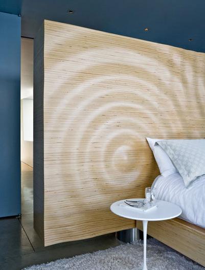 Foto de Puertas abiertas: un dormitorio con vistas (2/3)