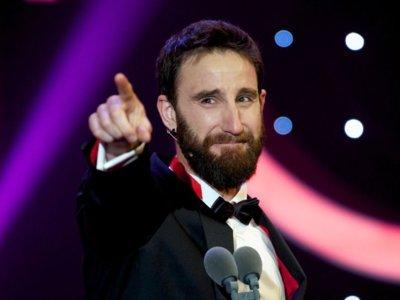 Goya 2016 | Dani Rovira se arrepiente de presentar una gala que fue ridiculizada en Internet