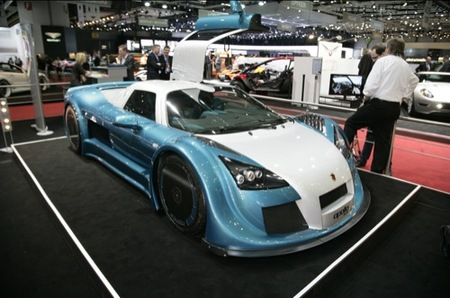 Gumpert Apollo Speed: más de 360 km/h