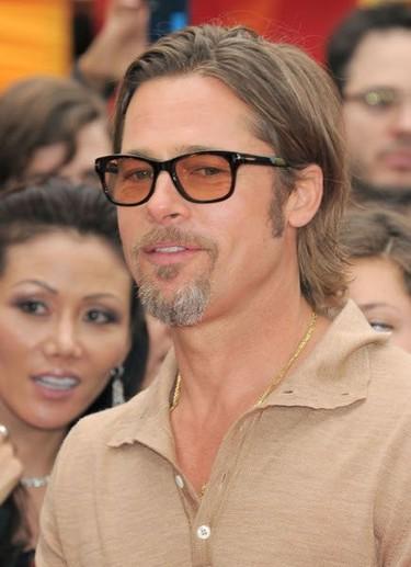 Brad Pitt, el primer hombre en ser imagen de Chanel nº5