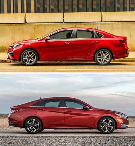 Kia Forte Vs Hyundai Elantra 5
