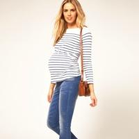 Combinaciones de moda: ¡Guapas y embarazadas!
