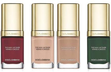 Dolce Gabbana Nail Lacquer 2015 6