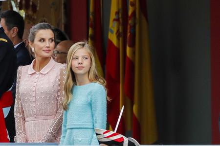 Letizi Y Leonor