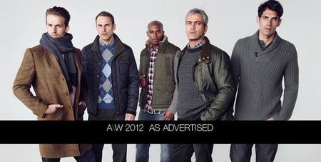 Marks & Spencer looks AS Advertised