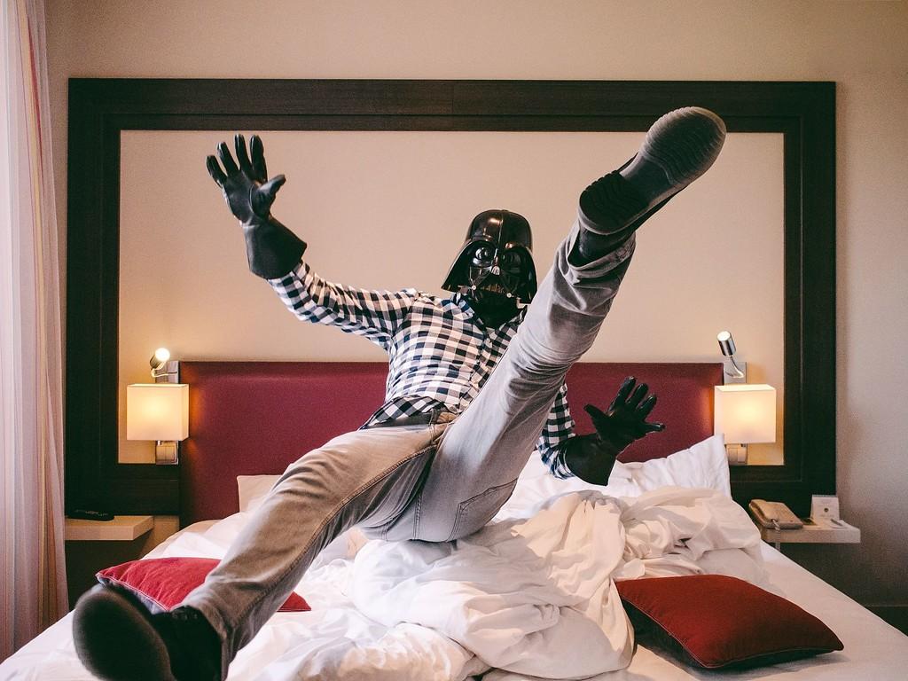 Daily Life Of Darth Vader 10