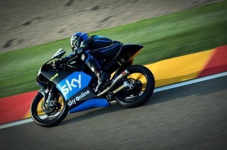 MotoGP Aragón 2014: Romano Fenati gana en una carrera de Moto3 llena de sustos