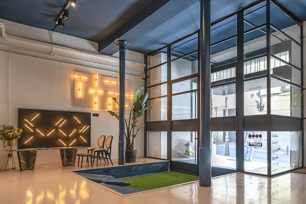 Oliva, 8. El increíble estudio de interiorismo de Welcome Design ideal para celebrar eventos