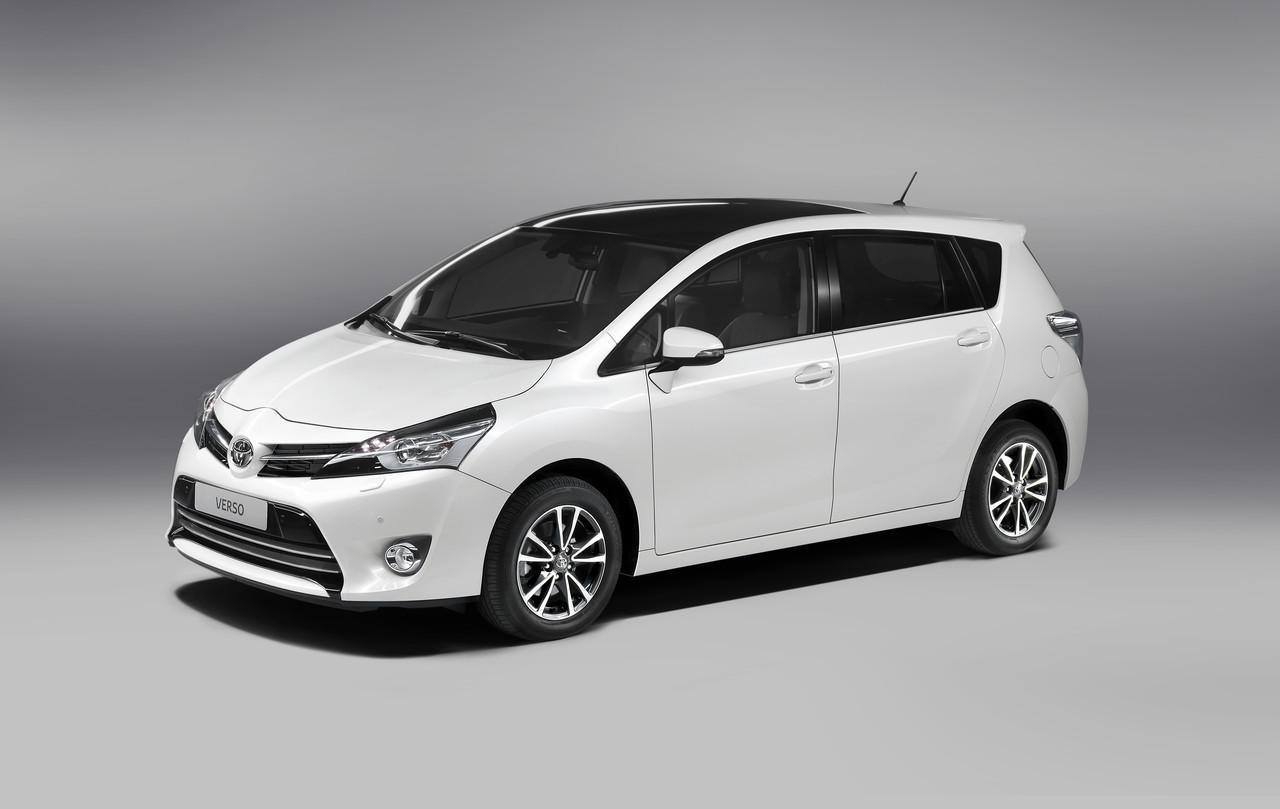 Foto de Toyota Verso 2012 (2/10)