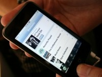Velocidad de navegación en iPod touch