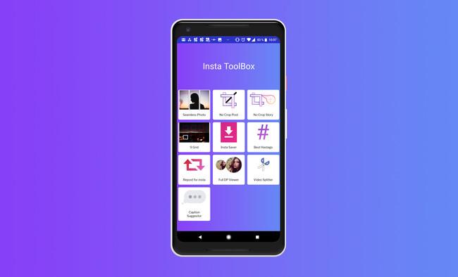 Insta Toolbox, una caja de herramientas para exprimir Instagram y convertirnos en maestros