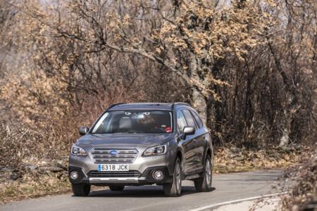 Subaru Outback 2015 7