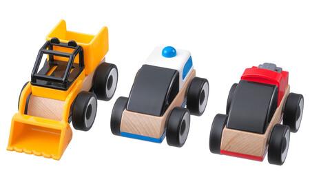 Ikea Lillabo Vehiculo Juguete Colores Variados